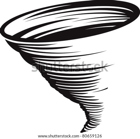 Cyclone - stock vector