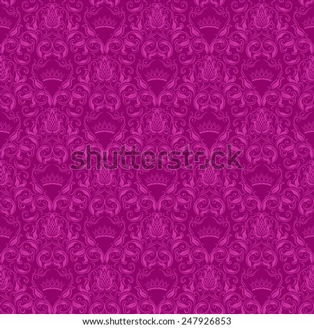 royal pink background - photo #23