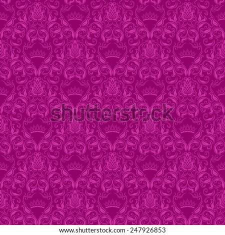 royal pink background - photo #23