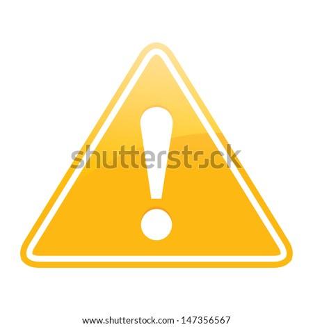 danger sign - stock vector