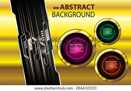 dark pink purple blue gold Web Design Website Elements Template for graphic internet. text box. label. info graphics. metal. card. pixel. Metals, alloys, steel, aluminum. button. infographics - stock vector