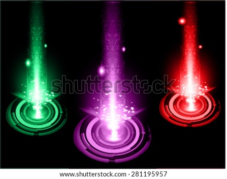 Dark purple red green light Abstract background  dark red color Light    Dark Red Purple Color