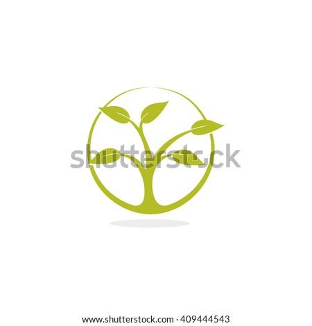 Deciduous tree vector illustration. Tree vector logo. Tree vector icon. Tree vector illustration. Amenity vector tree icon. Forest vector trees logo. Tree vector logo template. Tree leaves. Tree leaf. - stock vector