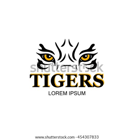 Tiger head logo design - photo#18