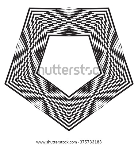 Decorative items to decorate your work. Vector design elements. Vector graphic elements for design. Geometric fashion pattern. Vector star, snowflake, round pattern. - stock vector