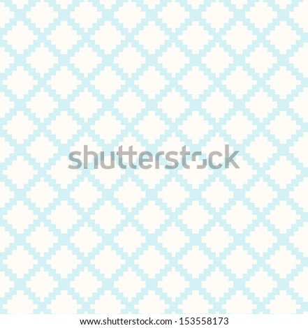 Decorative light rural pattern. Pale seamless countryside background - stock vector