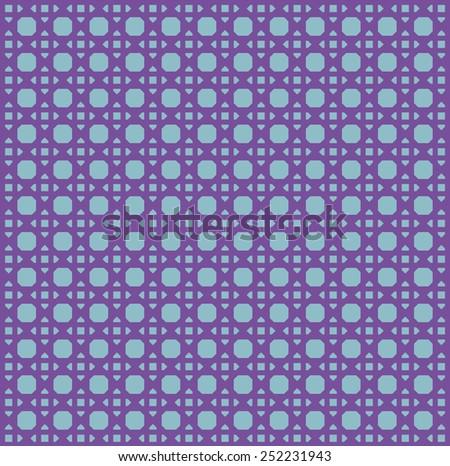 Decorative vector background - stock vector