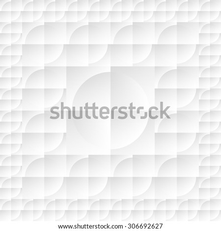 design element. white paper seamless pattern - stock vector