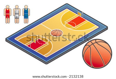 Design Elements 45b. Sportfield are designed with a web designers in mind to achieve PIN SHARP ICONS ON A SCREEN. I hope you'll enjoy - stock vector