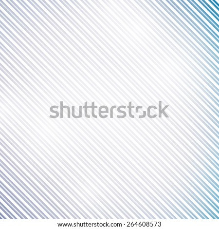 Diagonal lines pattern. Diagonal repeat straight stripes texture, pastel background vector - stock vector