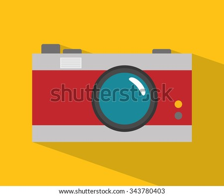 Digital era technology graphic design, vector illustration - stock vector