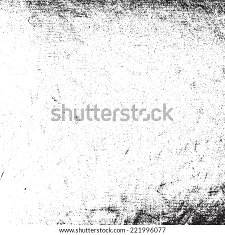 Distress Cardboard Overlay Texture For Your Design. EPS10 vector. - stock vector