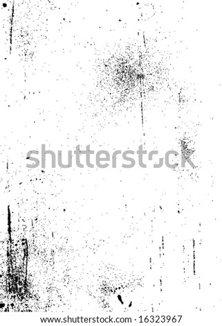 Distressed grunge texture. Check my portfolio for similar design elements! - stock vector
