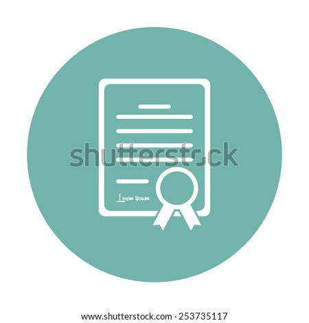Document Icon Vector. Document Icon Simple. Document Icon Black. Document Icon App. Document Icon Web. Document Icon Logo. Document Icon Sign. Document Icon Symbol. Document Icon Object.  - stock vector