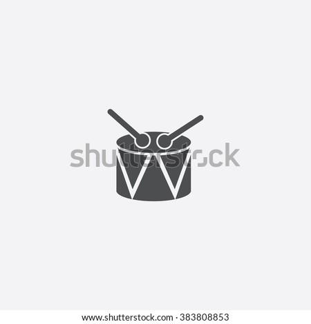 drum Icon. drum Icon Vector. drum Icon Art. drum Icon eps. drum Icon Image. drum Icon logo. drum Icon Sign. drum Icon Flat. drum Icon design. drum icon app. drum icon UI. drum icon web. drum icon gray - stock vector