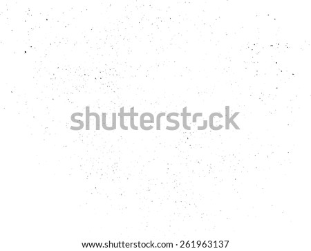 Dust Overlay Distress Grunge Dirty Grain Vector Texture , Simply Place Texture over any Object to Create Distressed Effect . - stock vector