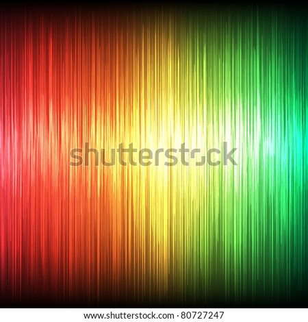 Dynamic steel background - stock vector