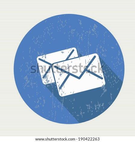E-mail symbol,vector - stock vector