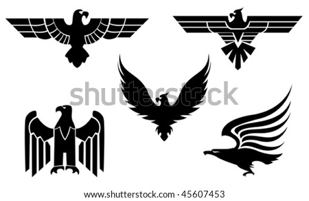 eagle symbol logo - photo #15