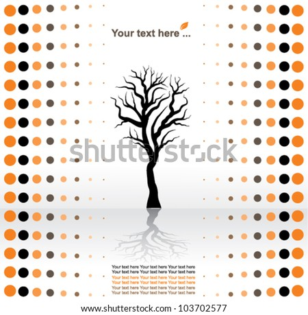 eco concept, vector illustration - stock vector