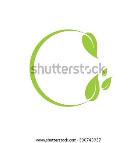 Eco environment - stock vector
