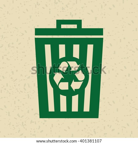 eco friendly design  - stock vector