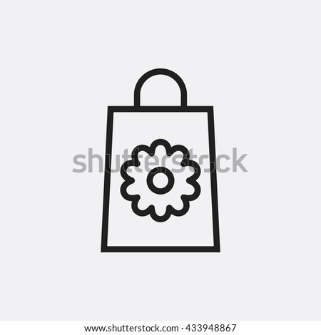 Eco shopping Icon, Eco shopping Icon Eps10, Eco shopping Icon Vector, Eco shopping Icon Eps, Eco shopping Icon Jpg, Eco shopping Icon, Eco shopping Icon Flat, Eco shopping Icon App, Eco shopping - stock vector
