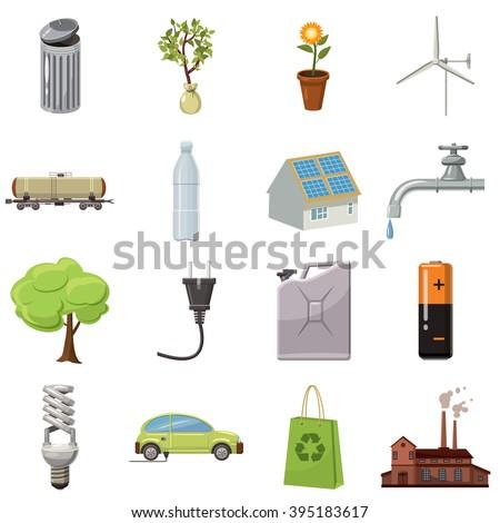 Ecology icons set. Ecology icons art. Ecology icons web. Ecology icons new. Ecology icons www. Ecology icons app. Ecology set. Ecology set art. Ecology set web. Ecology set new. Ecology set best - stock vector