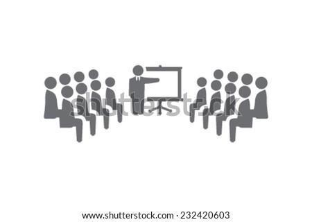 Education icon. - stock vector