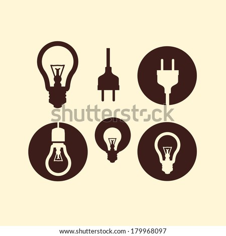 Electricity - stock vector