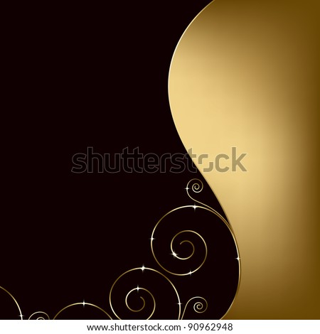 elegant background  (also available jpeg version) - stock vector