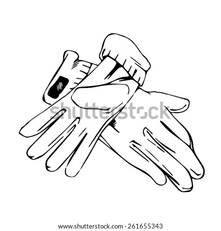 Pair of gloves Stock Photos Images Pictures Shutterstock