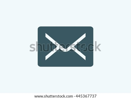 email icon Vector.  - stock vector