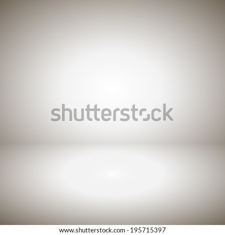 Empty Studio.Background empty room. With space for your text and picture - stock vector