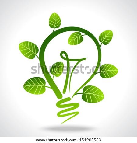 environmental friendly concept  - stock vector