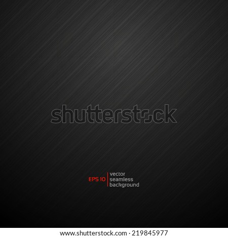 eps10 vector carbon metallic seamless pattern design background texture - stock vector