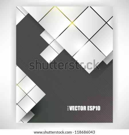 eps10 vector corporate theme background - stock vector