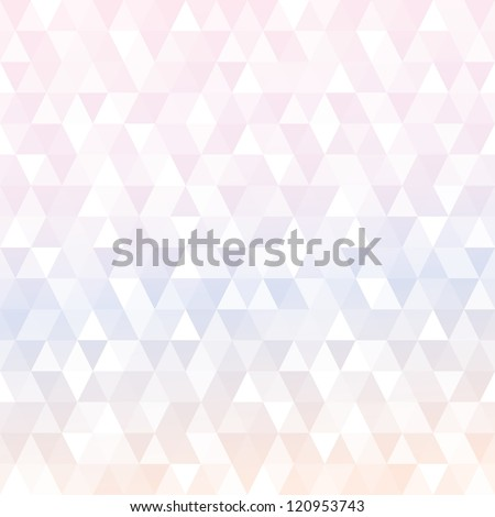ethnic modern geometric seamless pattern ornament background print design - stock vector