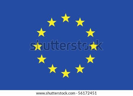 EU - stock vector