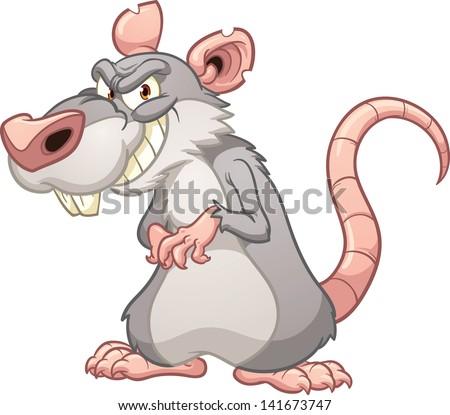 Rats drawing cartoon - photo#9