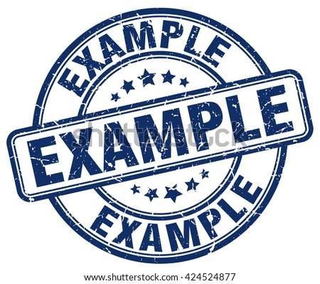 example blue grunge round vintage rubber stamp.example stamp.example round stamp.example grunge stamp.example.example vintage stamp. - stock vector