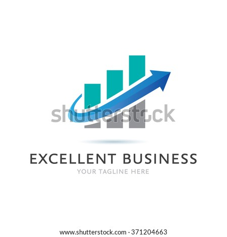 Excellent Business Logo Icon Elements Template - stock vector