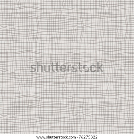 Fabric background for your design - stock vector