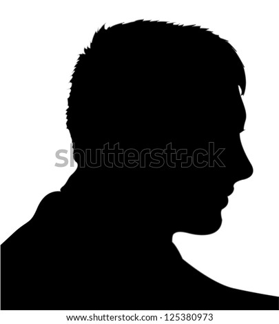 Face - stock vector