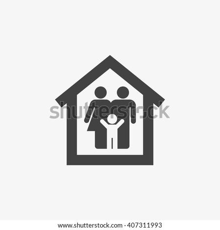 Family Icon, Family Icon Vector, Family Icon Flat, Family Icon Sign, Family Icon App, Family Icon UI, Family Icon Art, Family Icon Logo, Family Icon Web, Family Icon JPG, Family Icon, Family Icon EPS - stock vector