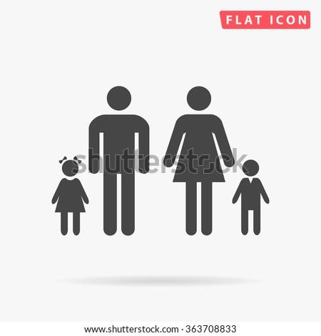 Family Icon. Family Icon Vector. Family Icon Logo. Family Icon Picture. Family Icon Image. Family Icon Graphic. Family Icon Art. Family Icon UI. Family Icon EPS. Family Icon AI. Family Icon Drawing - stock vector