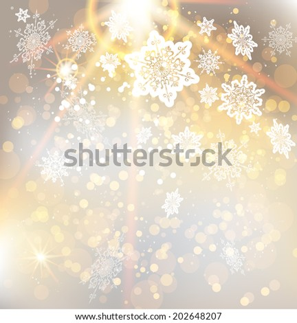 Festive background with balloons with space for text - stock vector