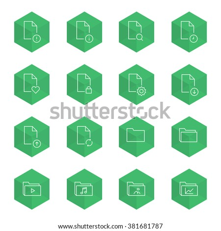 File Icon, File Icon Eps10, File Icon Vector, File Icon Eps, File Icon Jpg, File Icon Picture, File Icon Flat, File Icon App, File Icon Web, File Icon Art, File Icon Object - stock vector