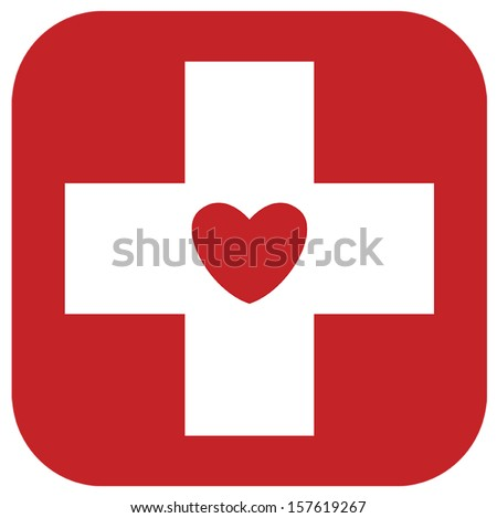 First Aid - stock vector