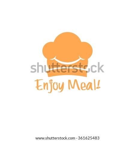 Food service vector logo. Bakery and restaurant logo. design template - stock vector